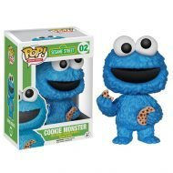 SESAME STREET - COOKIE MONSTER FUNKO POP! VINYL FIGURE