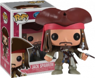 PIRATES OF THE CARIBBEAN - JACK SPARROW - FUNKO POP! VINYL FIGURE