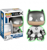 WHITE LANTERN - BATMAN - GLOW IN THE DARK FUNKO POP! VINYL FIGURE