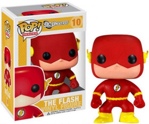 DC COMICS - FLASH FUNKO POP! VINYL FIGURE