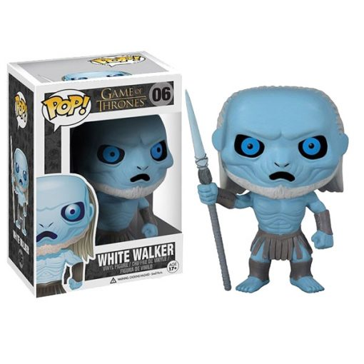 GAME OF THRONES - WHITE WALKER - FUNKO POP! VINYL FIGURE