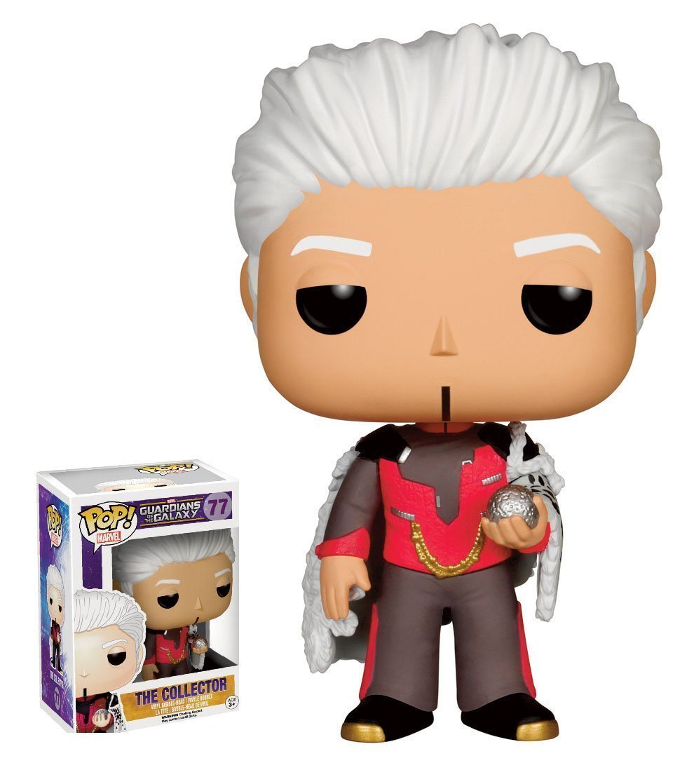 Guardians Of The Galaxy The Collector Funko Pop Vinyl