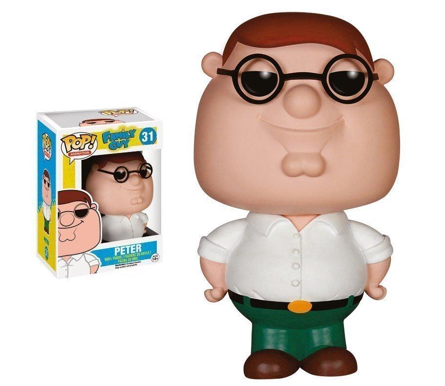 Family Guy Peter Funko Pop Vinyl Figure Pop Addiction