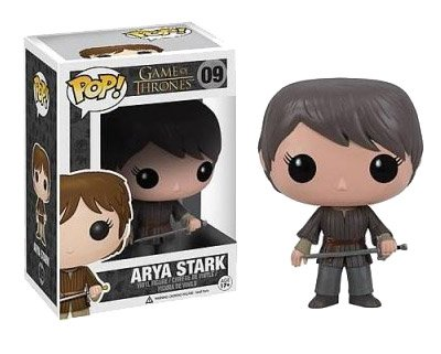 GAME OF THRONES - ARYA STARK - FUNKO POP! VINYL FIGURE