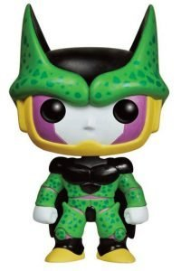 DRAGON BALL Z - PERFECT CELL - FUNKO POP! VINYL FIGURE