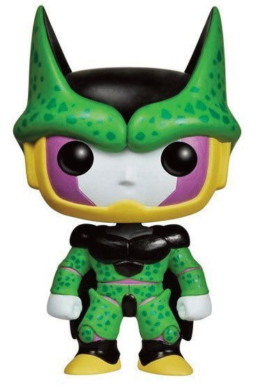 DRAGONBALL Z - PERFECT CELL FUNKO POP! VINYL FIGURE