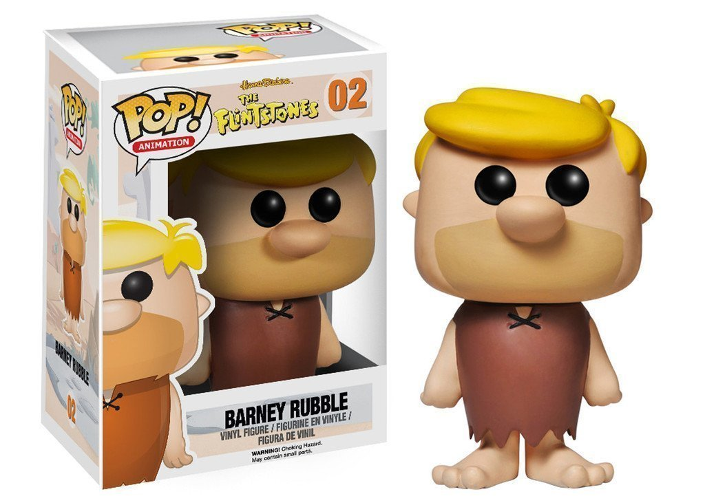 The Flintstones Barney Rubble Funko Pop Vinyl Figure