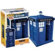DOCTOR WHO - TARDIS OVERSIZED FUNKO POP! VINYL FIGURE