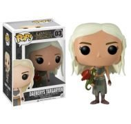 GAME OF THRONES - DAENERYS TARGARYEN - FUNKO POP! VINYL FIGURE