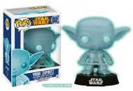 STAR WARS - YODA SPIRIT GLOW IN THE DARK - FUNKO POP! VINYL FIGURE