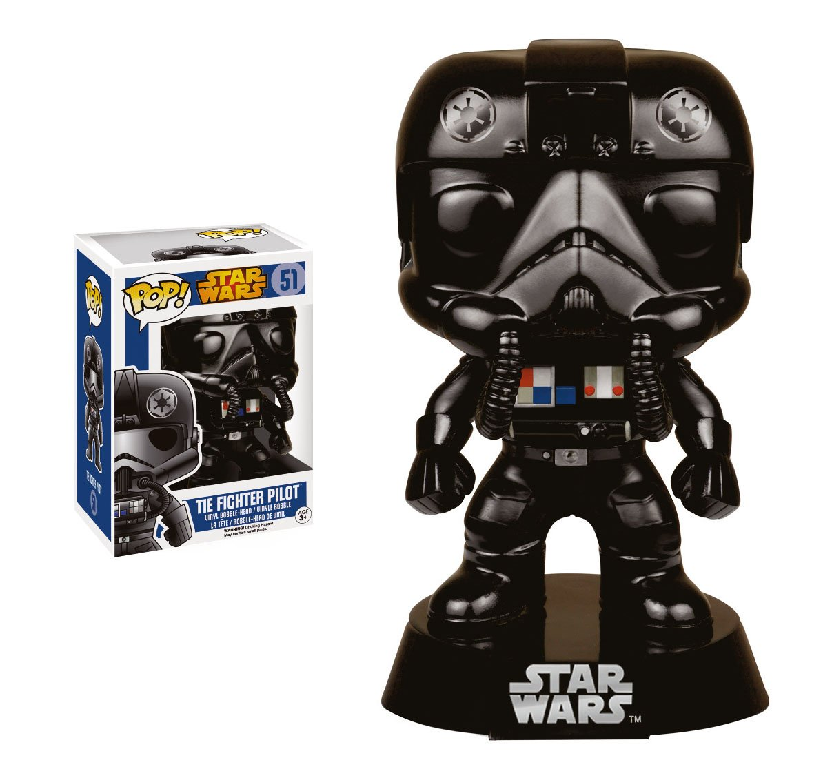 Star Wars Tie Fighter Funko Pop Vinyl Figure Pop