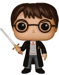 HARRY POTTER - HARRY POTTER GRYFFINDOR SWORD - FUNKO POP! VINYL FIGURE