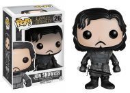 GAME OF THRONES - JON SNOW CASTLE BLACK - FUNKO POP! VINYL FIGURE