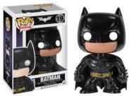 DC COMICS - BATMAN DARK KNIGHT RISES - FUNKO POP! VINYL FIGURE