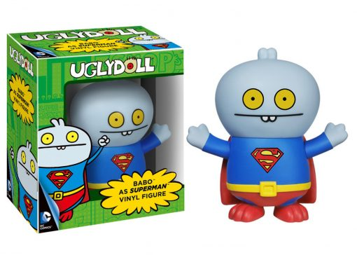 Uglydoll Babo Superman Funko Vinyl Figure Pop