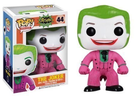 DC COMICS - THE JOKER 1966 FUNKO POP! VINYL FIGURE