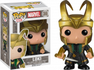 MARVEL - LOKI - FUNKO POP! VINYL FIGURE