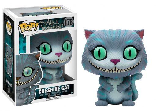 DISNEY - ALICE IN WONDERLAND - CHESHIRE CAT - FUNKO POP! VINYL FIGURE