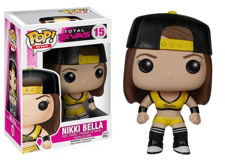 Wwe Nikki Bella Funko Pop Vinyl Figure Pop Addiction
