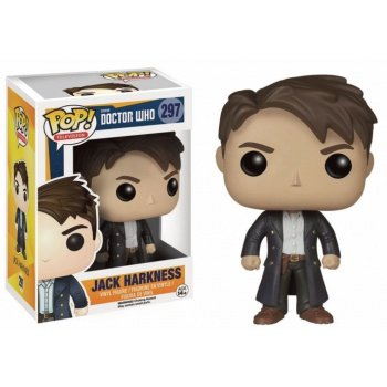 DOCTOR WHO – JACK HARKNESS - FUNKO POP! VINYL FIGURE