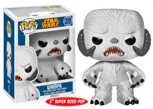 STAR WARS - WAMPA - FUNKO POP! VINYL FIGURE