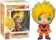 DRAGON BALL Z - SUPER SAIYAN GOKU GLOW IN THE DARK - FUNKO POP! VINYL FIGURE