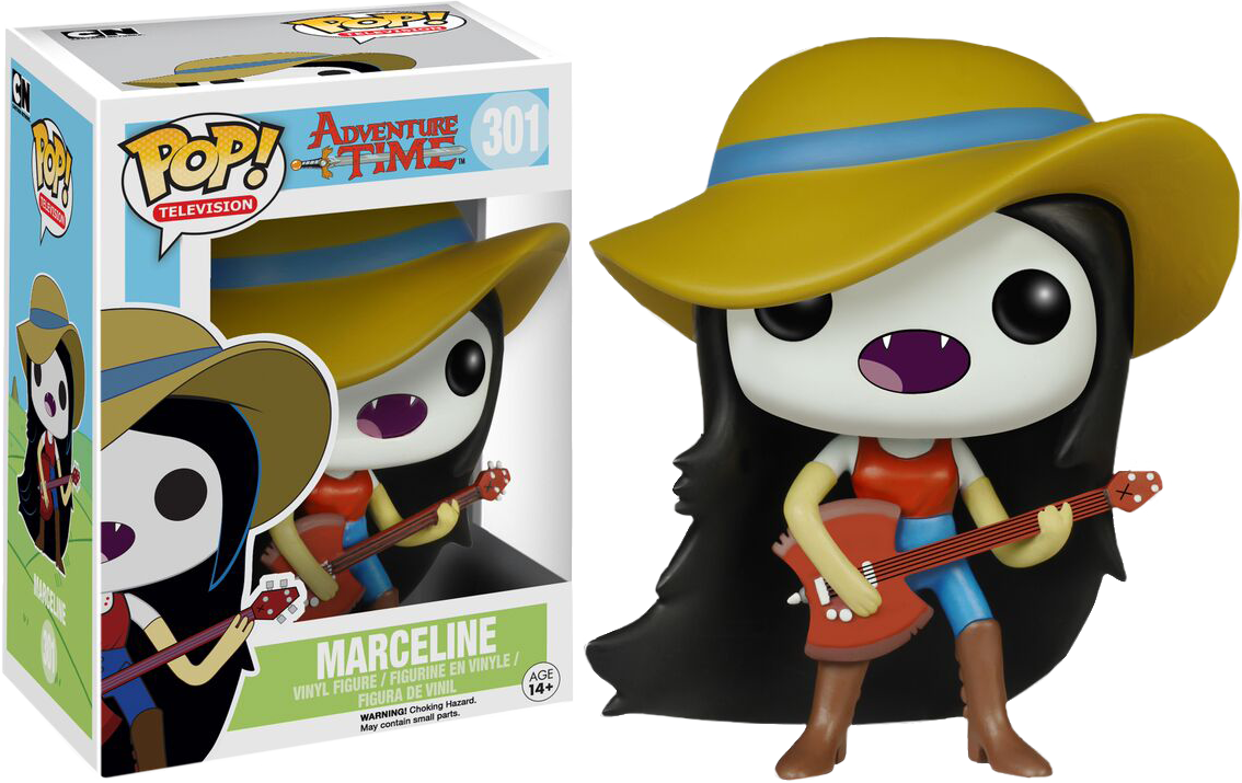 Adventure Time Marceline Funko Pop Vinyl Figure Pop