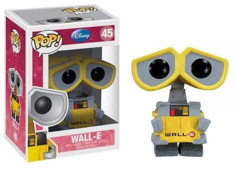 DISNEY - WALL-E - FUNKO POP! VINYL FIGURE