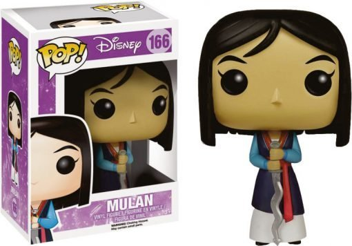 DISNEY - MULAN - FUNKO POP! VINYL FIGURE