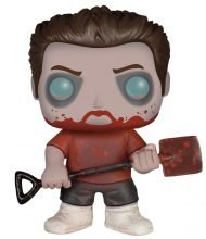 SHAUN OF THE DEAD - ED ZOMBIE EXCLUSIVE FUNKO POP! VINYL FIGURE