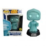 STAR WARS – HOLOGRAPHIC EMPEROR GITD - FUNKO POP! VINYL FIGURE