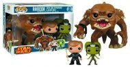STAR WARS - PACK RANCOR WITH LUKE AND OOLA - FUNKO POP! VINYL FIGURE