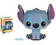 DISNEY – STITCH FLOCKED FUNKO POP! VINYL FIGURE