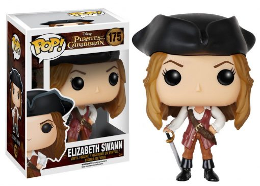 PIRATES OF THE CARIBBEAN – ELIZABETH SWANN - FUNKO POP! VINYL FIGURE