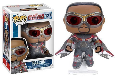 CIVIL WAR – FALCON – FUNKO POP! VINYL FIGURE