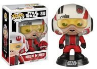 STAR WARS - NIEN NUNB WITH HELMET - FUNKO POP! VINYL FIGURE