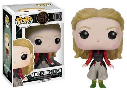 ALICE THROUGH THE LOOKING GLASS - ALICE KINGSLEIGH - FUNKO POP! VINYL FIGURE