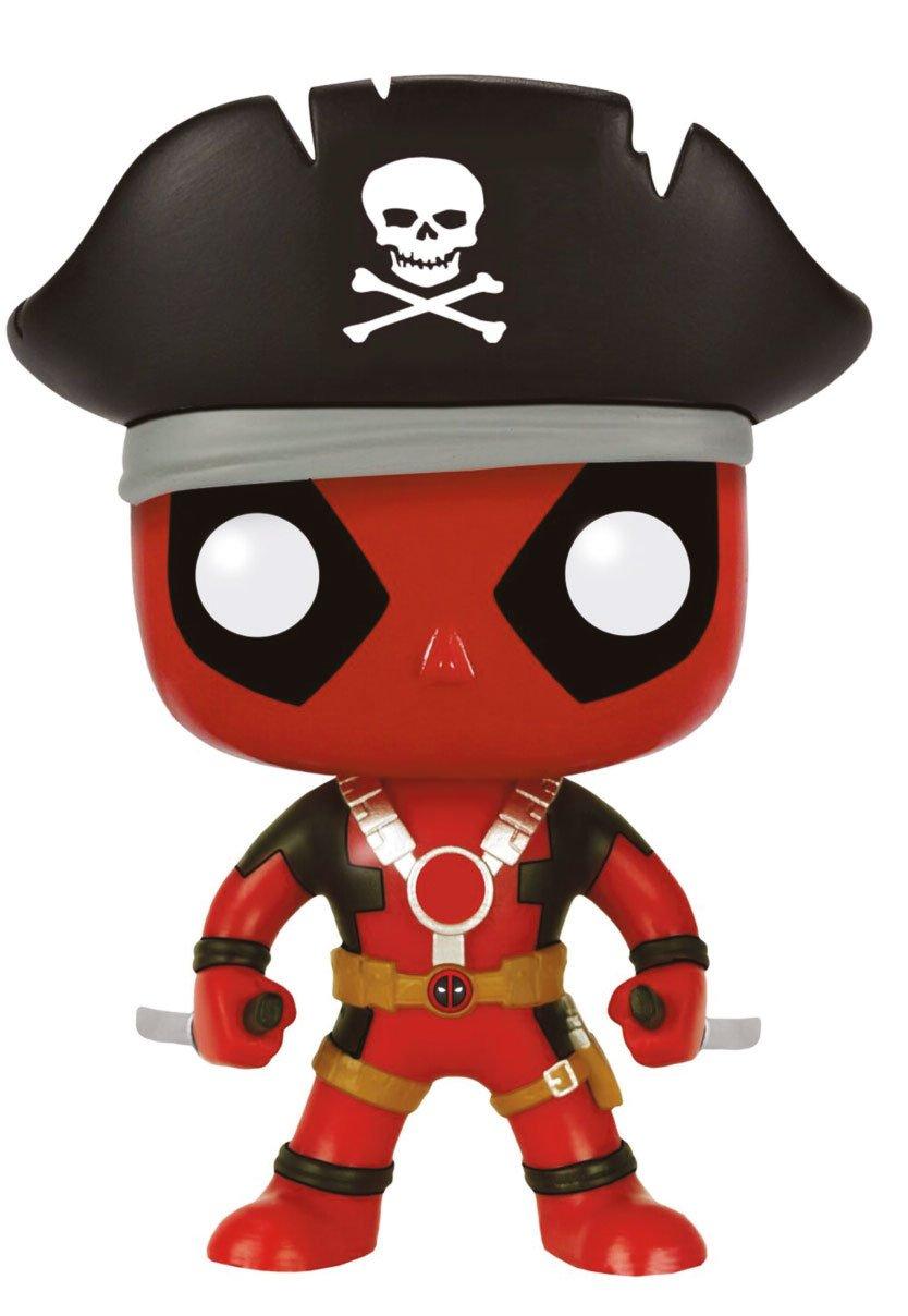 Marvel Deadpool Pirate Funko Pop Vinyl Figure