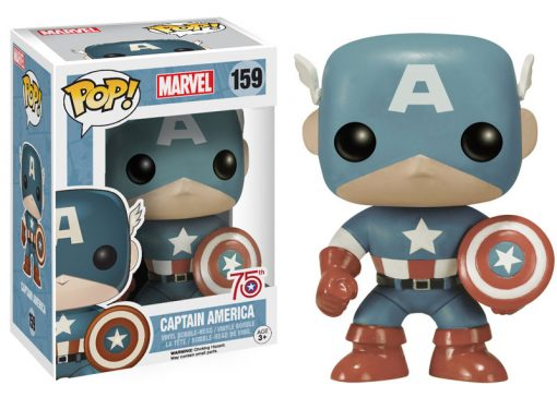 MARVEL - CAPTAIN AMERICA PHOTON SHIELD - FUNKO POP! VINYL FIGURE