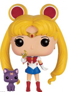 SAILOR MOON – SAILOR MOON WITH SCEPTER - FUNKO POP! VINYL FIGURE