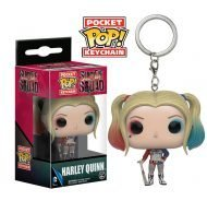SUICIDE SQUAD - HARLEY QUINN – FUNKO KEYCHAIN VINYL FIGURE