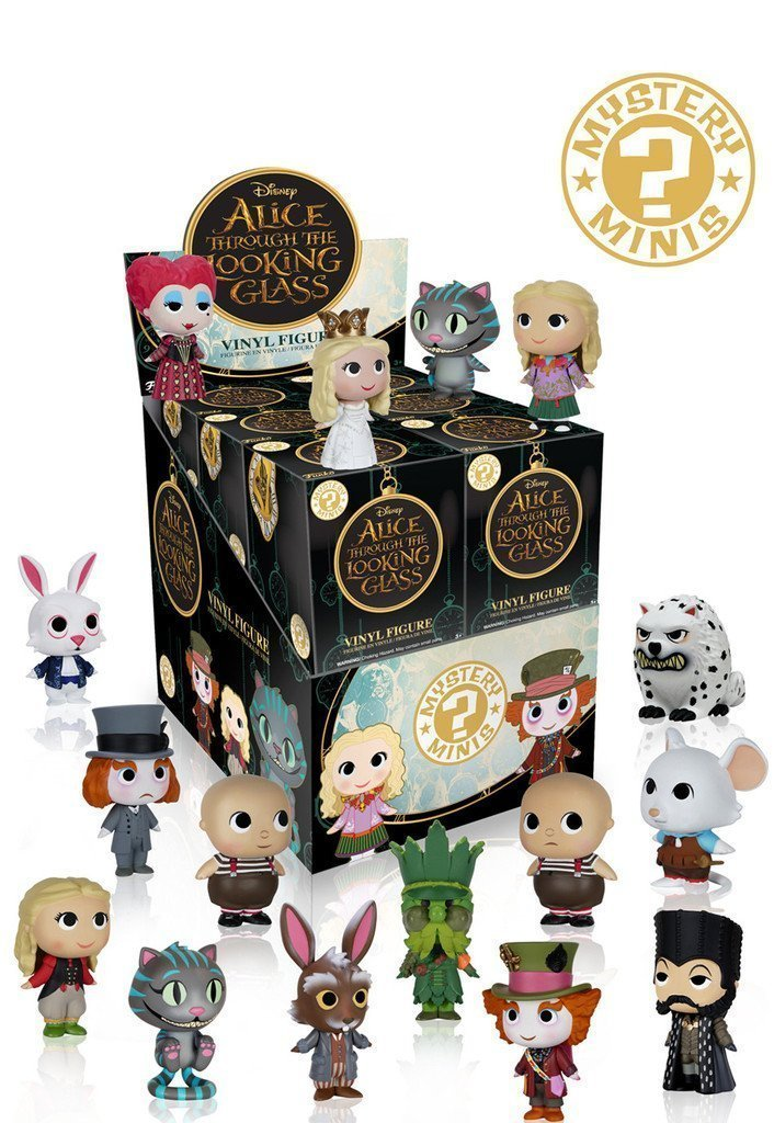 Alice Through The Looking Glass Funko Mystery Mini Blind