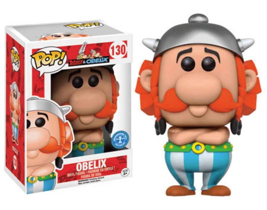 Asterix Amp Obelix Obelix Funko Pop Vinyl Figure Pop