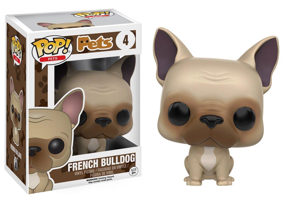 Pets French Bulldog Funko Pop Vinyl Figure Pop