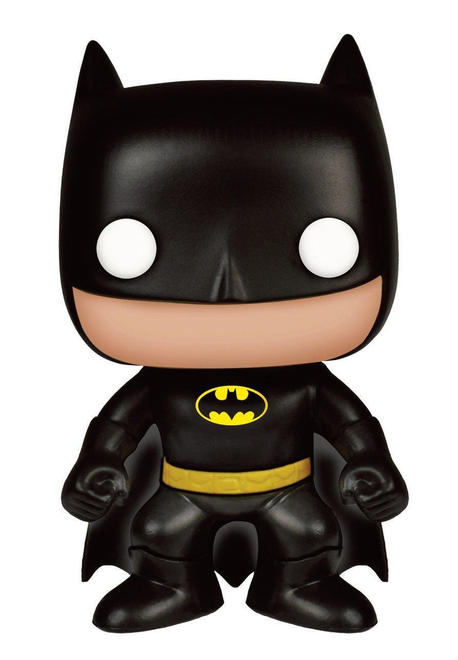Dc Comics Batman Black Suit Funko Pop Vinyl Figure