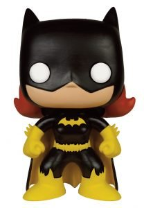 DC COMICS - BATMAN BLACK SUIT - FUNKO POP! VINYL FIGURE