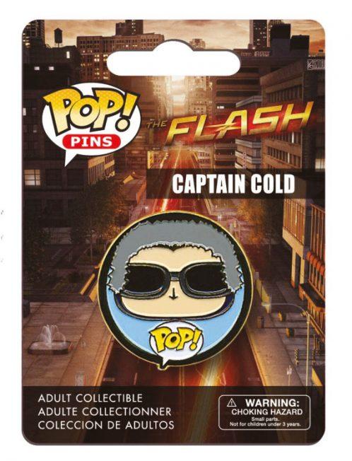 Funko Pins Captain Cold Pop Addiction Funko Pop