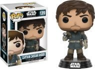 STAR WARS ROGUE ONE - CAPTAIN CASSIAN ANDOR - FUNKO POP! VINYL FIGURE