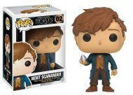 FANTASTIC BEASTS - NEWT SCAMANDER WITH EGG - FUNKO POP! VINYL FIGURE