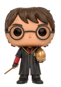 HARRY POTTER – HARRY POTTER TRIWIZARD WITH EGG – FUNKO POP! VINYL FIGURE